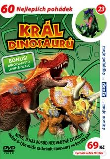 Král dinosaurů 23 - DVD