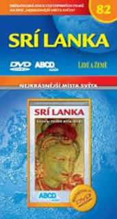 Nejkrásnější místa světa 82 - Srí Lanka - DVD