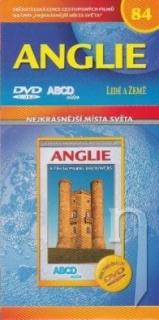 Nejkrásnější místa světa 84 - Anglie - DVD