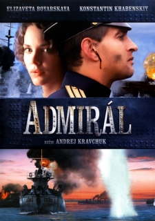 Admirál - DVD