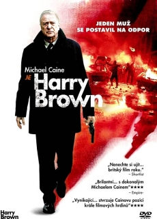 Harry Brown - DVD plast