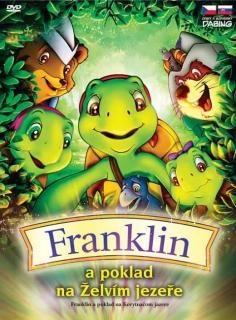 Franklin a poklad na Želvím jezeře ( pošetka ) DVD