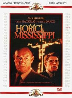 Hořící Mississippi - DVD