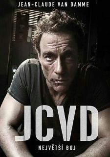 JCVD - digipack DVD