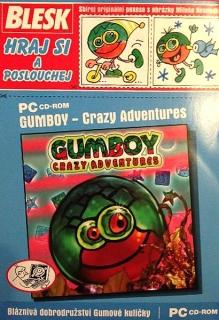 Gumboy - Crazy Adventures - DVD