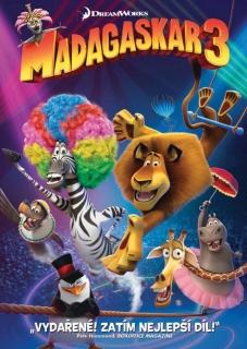 Madagaskar 3 - DVD
