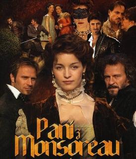 Paní z Monsoreau - I. díl - DVD