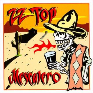 ZZ Top - Mescalero - CD