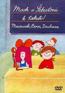 Mach a Šebestová k tabuli! - DVD