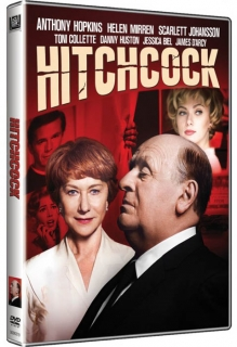 Hitchcock - DVD plast
