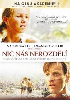 Nic nás nerozdělí ( plast ) - DVD