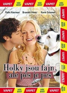 Holky jsou fajn, ale pes je pes - DVD