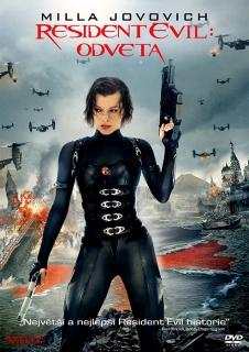 Resident Evil: Odveta - DVD