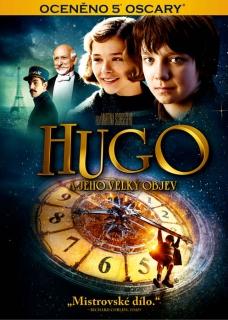 Hugo a jeho velký objev - DVD