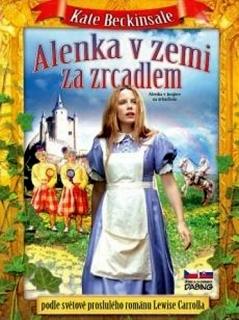 Alenka v zemi za zrcadlem - DVD