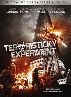 Teroristický experiment - DVD