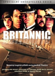 Britannic - DVD digipack