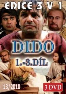 Dido edice 3 v 1 - DVD
