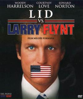 Lid versus Larry Flynt - DVD