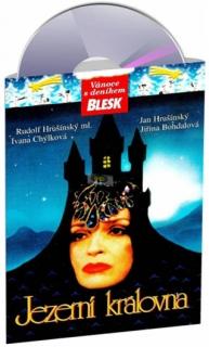 Jezerní královna - DVD