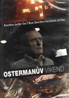 Ostermanův víkend ( originální znění s CZ titulky ) -  Plast DVD