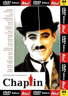 Chaplin - DVD pošetka
