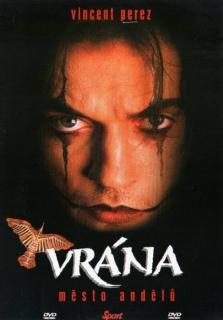 Vrána - Město andělů - DVD