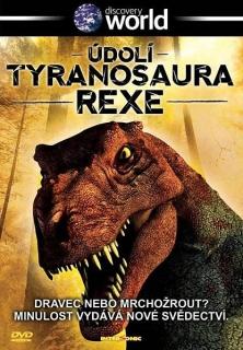 Údolí Tyranosaura Rexe - DVD