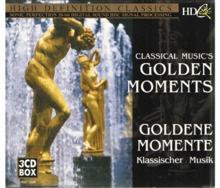 Classical Music´s Golden Moments (3CD)