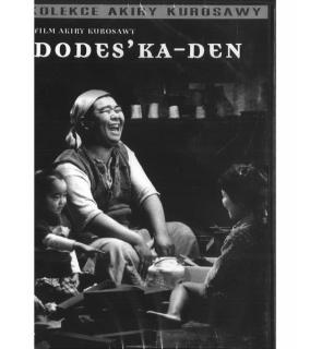 Dodes´ka-den - DVD