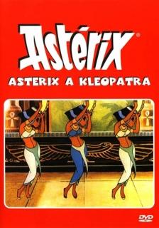 Asterix a Kleopatra - DVD - plast