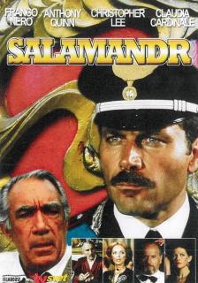 Salamandr ( plast ) - DVD