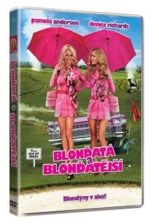 Blonďatá a blonďatější - DVD