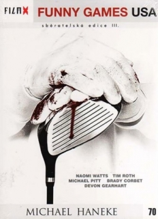 Funny Games USA - DVD