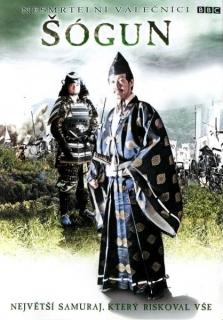 Šogún - Nesmrtelní válečníci - DVD