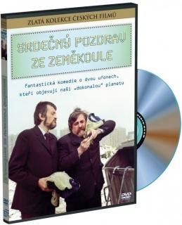 Srdečný pozdrav ze Zeměkoule - DVD