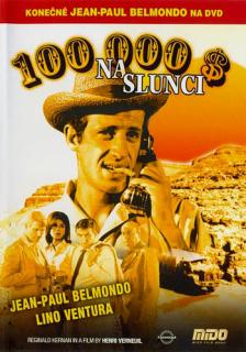 100 000 $ na slunci - DVD