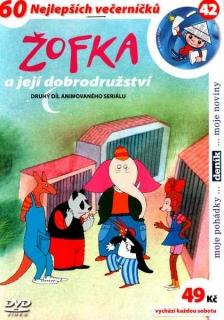 60 večerníčků - 42 - Žofka a její dobrodružství 2 - DVD