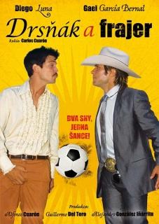 Drsňák a frajer - DVD