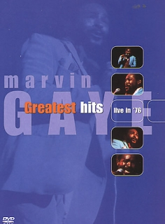 Marvin Gaye Greatest hits - live in '76 - DVD