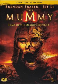 The Mummy Tomb of the Dragon Emperor (EN, HU) - DVD