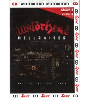 Motörhead - Hellraiser - CD