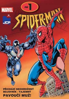Spider-man 1 - DVD