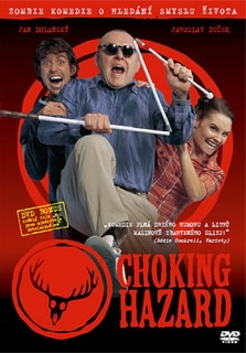 Choking hazard - DVD pošetka