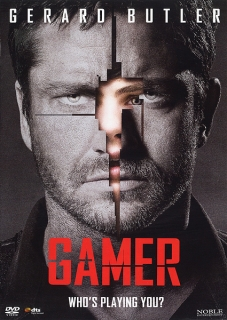 Gamer ( pošetka ) - DVD