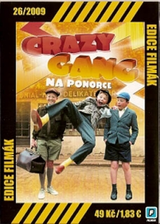 Crazy gang na ponorce - DVD
