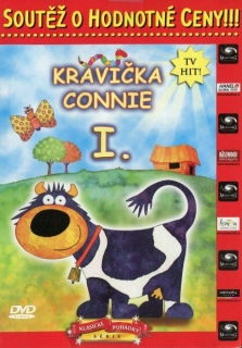 Kravička Connie I. - DVD