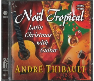 André Thibault - Noël Tropical - CD