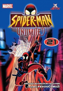 Spider-Man Unlimited - disk 21 - DVD