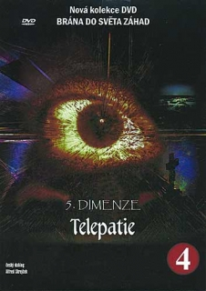 5. dimenze - 4. DVD - Telepatie